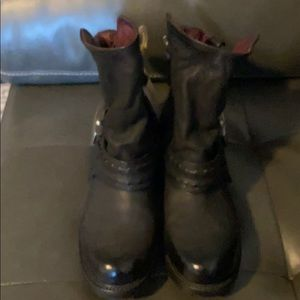 A.S.98 boots NWT